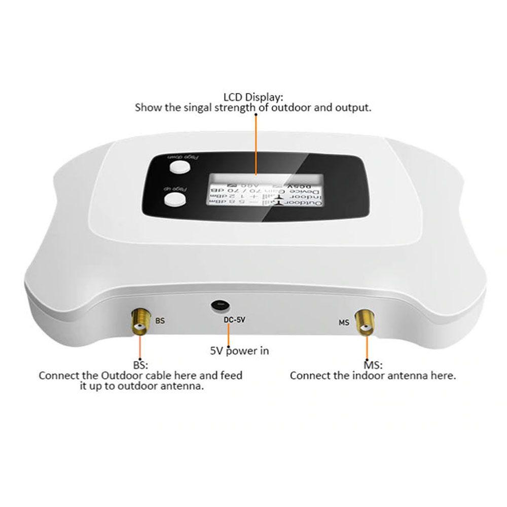 Cep Sinyal Güçlendirici 4G 4.5G, 4g Şebeke Yükseltici, 4 ...